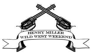 Henry Miller Wild West Weekend Logo