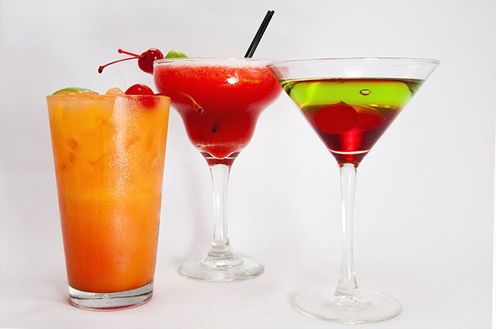 Food Photography: drinks