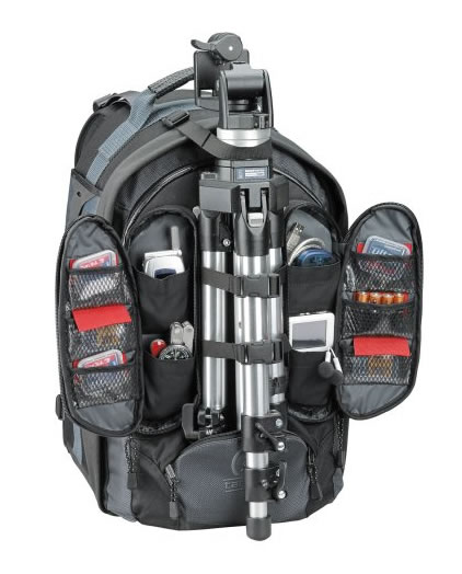 Tamrac Backpack Review